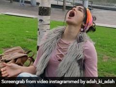 इस बॉलीवुड एक्ट्रेस ने लंदन में अंगूरों के साथ की ऐसी हरकत, वायरल हुआ Video