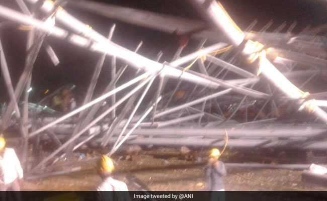 6 Dead As Crane Collapses In Under-Construction Factory In Karnataka