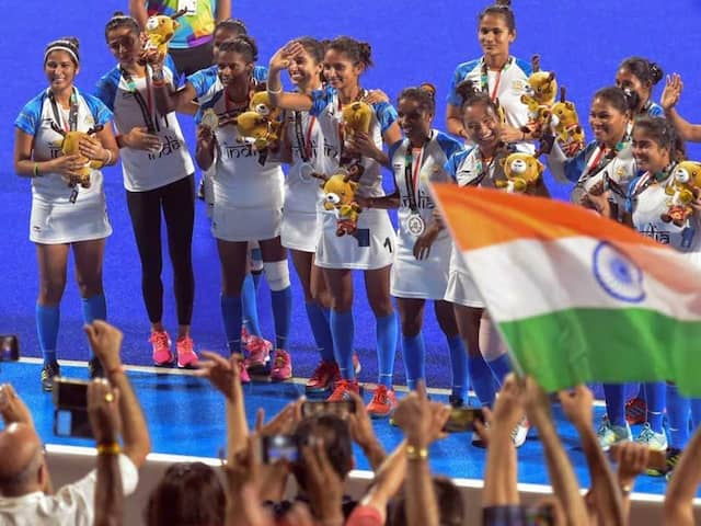Asian Games 2018: Indian Womens Hockey Team Win Silver, 3 Medals In Sailing; Boxer Amit Panghal In Final