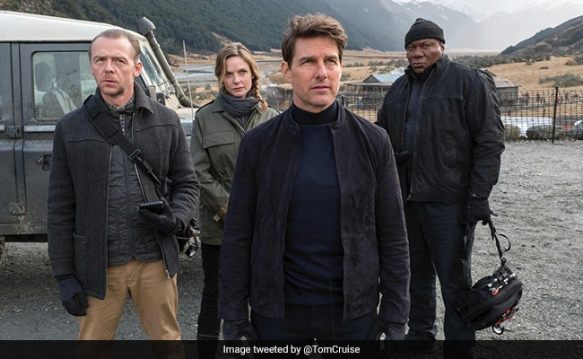 'Mission: Impossible - Fallout' Fight Scene with Tom Cruise and Henry Cavill Released