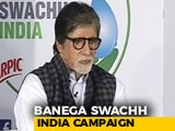 Video: To Curb Air Pollution, I Pledge To Plant 100 Trees: Amitabh Bachchan