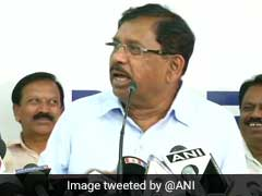 """Obey Coalition <i>Dharma</i>'': G Parameshwara Urges Karnataka Congress Leader"