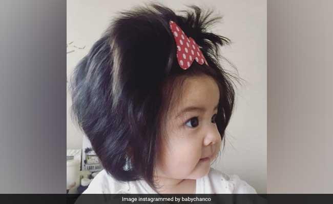 सात महीने की इस बच्ची के हैं इतने खूबसूरत बाल, देख कर जलन से भर जाएंगे आप