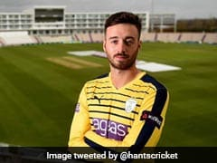India vs England: James Vince Called Into England Squad For ODI Finale