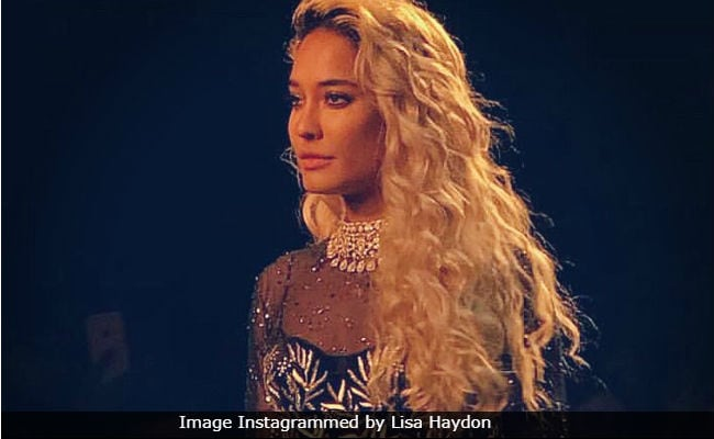 Lisa Haydon Isn't Sure What A 'Quintessential Bollywood Heroine' Is. Us Neither