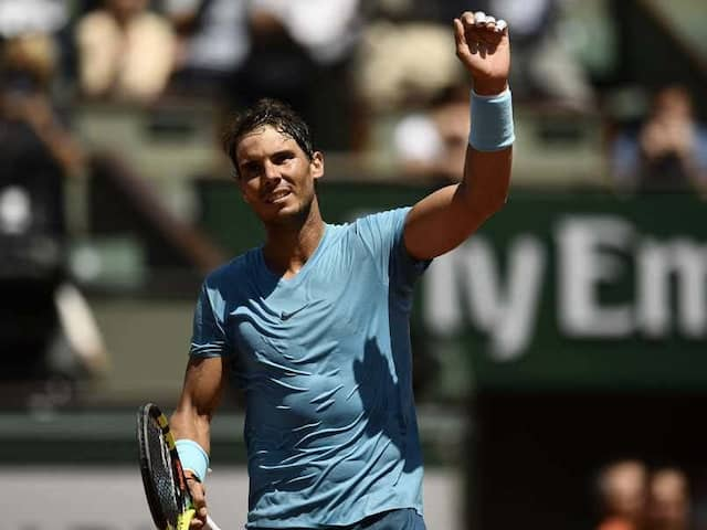 Rafael Nadal Says Winning All Matches Not His Aim, Lives For Competition