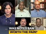 Video : Demonetisation: Only Pain, Little Gain?