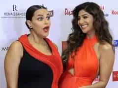 Video: नेहा धूपिया के बेबी बंप पर हाथ फेरते हुए शिल्पा शेट्टी ने दिए ऐसे एक्सप्रेशन, Shocked रह गईं एक्ट्रेस