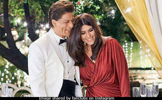 Shah Rukh Khan And Ekta Kapoor Are Trending Madly Because Of What She Posted, Then Deleted