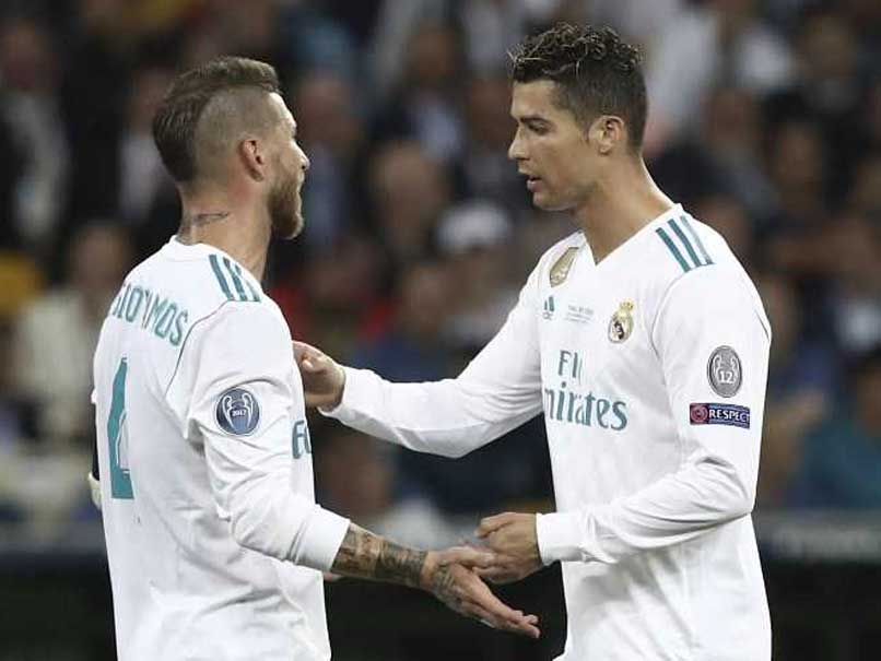 Zidane Says Ramos Is Leader In Dressing Room, Ronaldo On Field