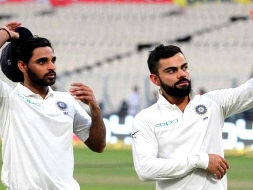Virat Kohli Is Behind Bhuvneshwar Kumar In Batting Record In England
