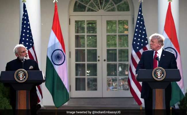 In Phone Call, PM Modi And Trump Discuss Trade Deficit, Afghan Security