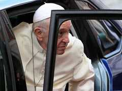 """""""Grave Scandal Caused By Abuse Of Young People"""": Pope Francis In Ireland"""