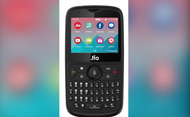 Reliance Jio Provides Up To 84 GB Data In Five JioPhone Recharge Plans, Details Here