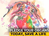 Video : NDTV-Fortis More To Give Celebrates World Organ Donor Day Across Cities