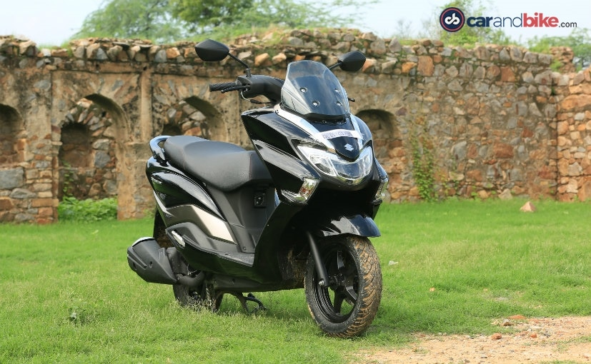 Suzuki Motorcycle India Registers 40 Per Cent Growth In January 2019