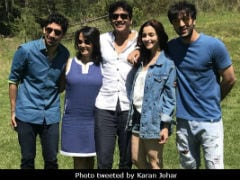 'One And Only' Nagarjuna Gets Blockbuster Welcome From Team <I>Brahmastra</I>