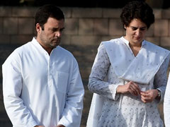"""Save Criminals"": Gandhis Hit Out Over Women Safety In UP"