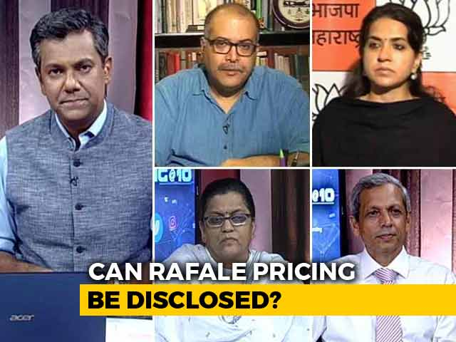 Video : The Rafale Deal: Is There A Scam?