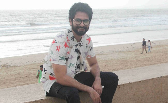 Why Shahid Kapoor Considers Role In Arjun Reddy Remake 'Great Opportunity'
