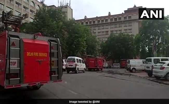 Fire Breaks Out At Delhi's Ashok Hotel, No One Injured: Officials