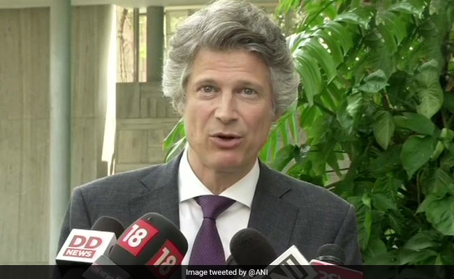 On Ganga Clean-Up, A German Diplomat's Advice, From Experience