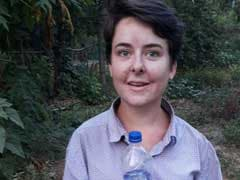 Missing French Woman Found In Rajasthan's Alwar Learning Organic Farming