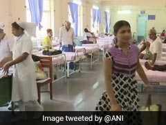 Water Shortage In Hyderabad's Gandhi Hospital, Patients Suffer