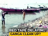 Video: Ganga Cleaning Project, Still Incomplete