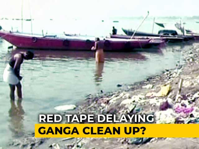 Video : Ganga Cleaning Project, Still Incomplete