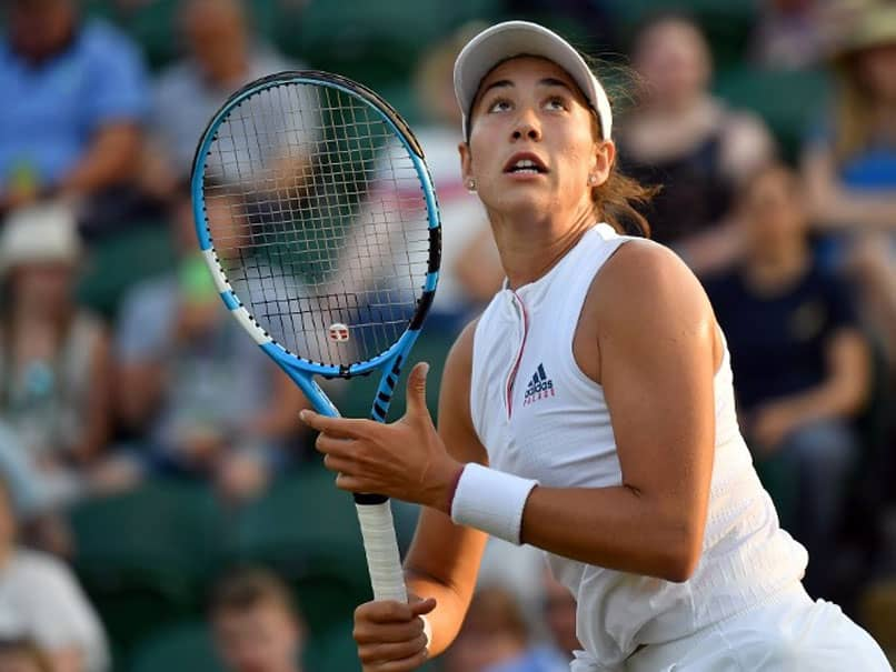 Wimbledon 2018: Defending Champion Garbine Muguruza Knocked Out As Seeds Scatter