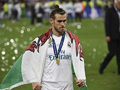 Bale Steps Out Of Ronaldo