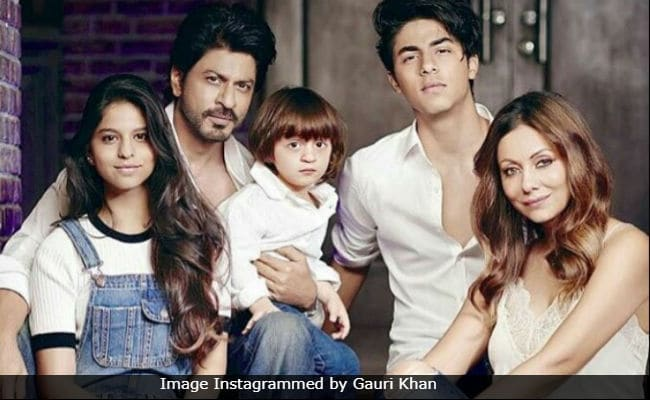 Shah Rukh Khan's '3 Beautiful Children, Lovely Wife' Tweet Is Winning The Internet