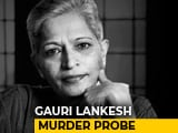 Video : Another Suspect Arrested In Gauri Lankesh Murder Case