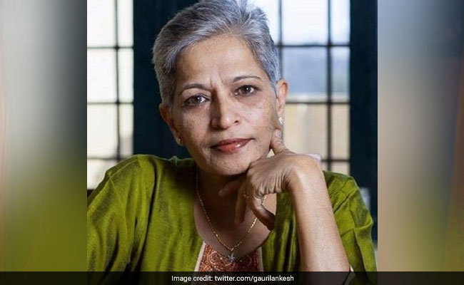 Maharashtra Arms Haul Accused Knew Gauri Lankesh Murder Suspect: Cops