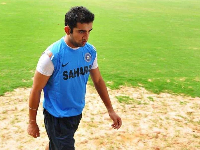 Navdeep Saini Gets India Call Up Gautam Gambhir Slams Former Cricketers