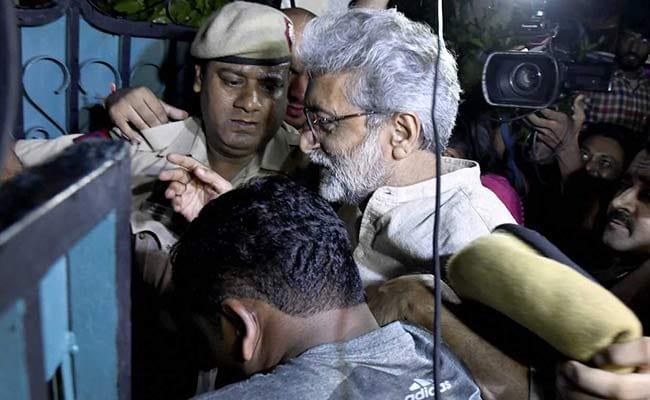 Don't Arrest Activist Gautam Navlakha, Supreme Court Tells Maharashtra