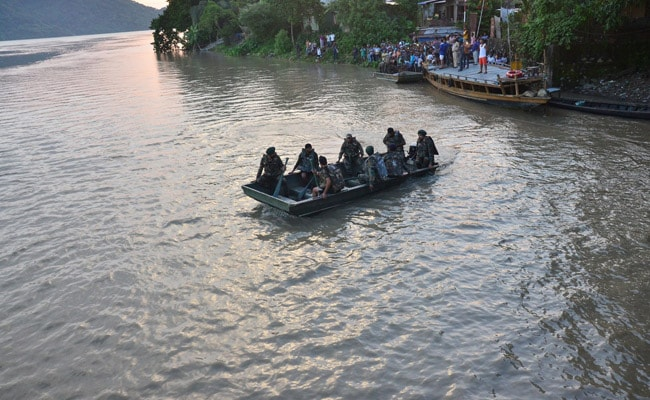 3 Missing Day After Boat Capsizes In Katakhal River In Assam