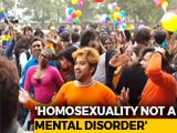 Video: Top Court's Historic Verdict: Homosexuality Decriminalised