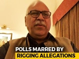 Video : Pakistan Elections Free And Fair, Says Indian Observer SY Quraishi