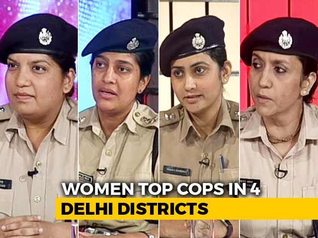 Video : Meet The 'Superwomen' Of Delhi Police