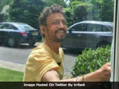 Irrfan Khan Briefly Returns To Twitter. Posts This Happy Pic
