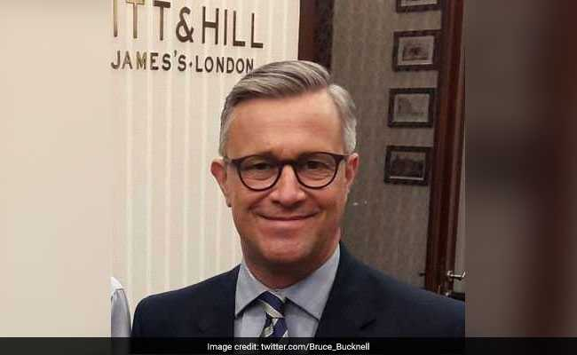 Engage Bengalis In Britain To Build Trade Ties With India: Bruce Bucknell