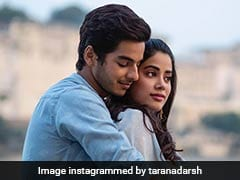<I>Dhadak</i> Box Office Collection Day 1: Janhvi Kapoor, Ishaan Khatter's Film Makes Rs 8 Crores, Breaks Record