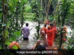 """In Flood-Hit Kerala, """"Biggest Rescue Operation"""" By Disaster Relief Team"""