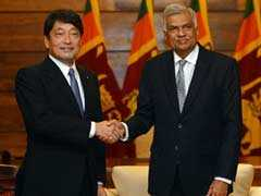 Japan Offers To Boost Sri Lanka's Security As China Makes Inroads