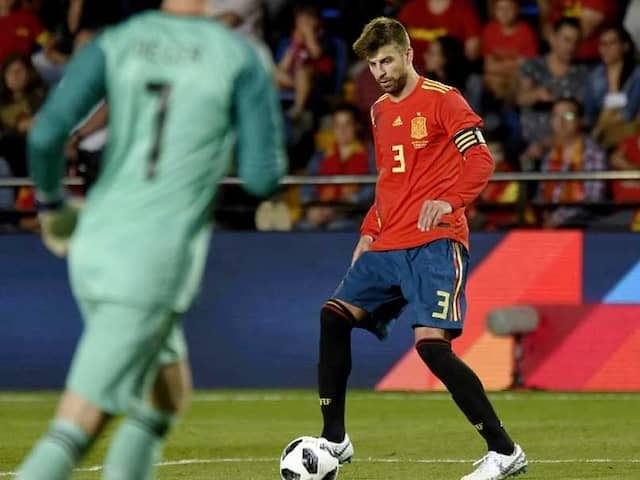 FIFA World Cup 2018: Spain, Switzerland Draw 1-1 In Warm-Up Match