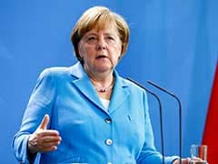 """Feel Very Well,"" Says Angela Merkel After Fresh Trembling Spell"