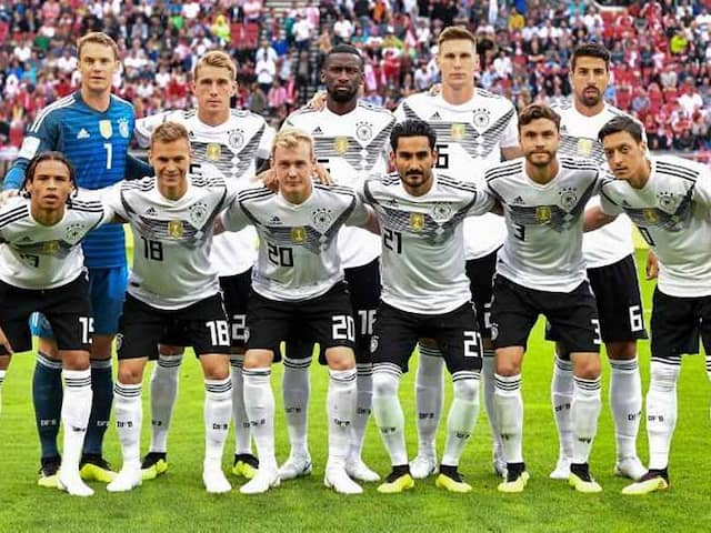 2018 World Cup: Manuel Neuer In For Germany, Leroy Sane Left Out