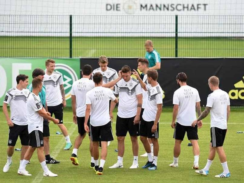 Germany Go To World Cup Atop FIFA Rankings, India Steady At 97th Spot